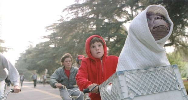 Quot E T Bike Ride Quot Voted Universal Pictures Best Top 100 Moment