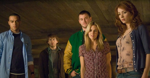 Blu ray review cabin in the woods - The recreational vehicle turned cabin in the woods ...