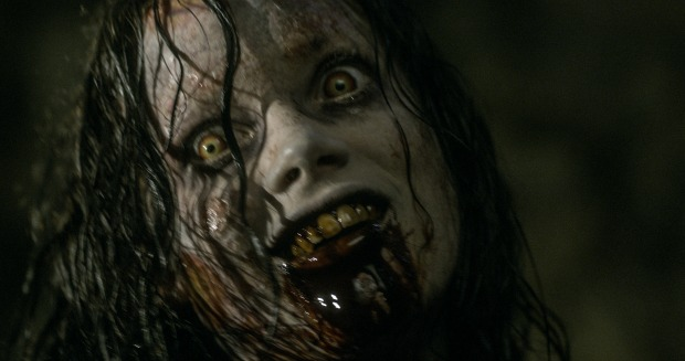 Is on with 4 weeks to go until fede alvarez s 2013 evil dead