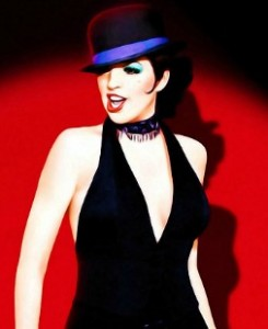 Liza Minnelli auctions Cabaret outfit in huge 'downsizing ...