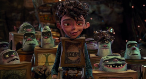 Film Review – The Boxtrolls (2014)