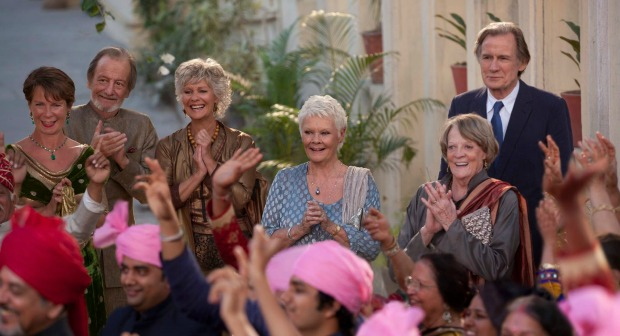 Gang Are Back In The Second Best Exotic Marigold Hotel Trailer 2