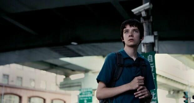 Asa Butterfield in the film, X + Y.