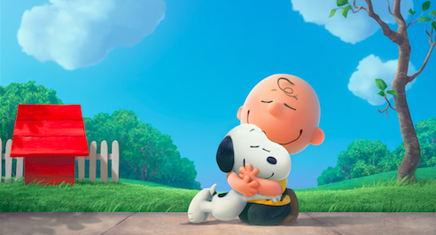 Good grief! The new trailer for The Peanuts Movie is here