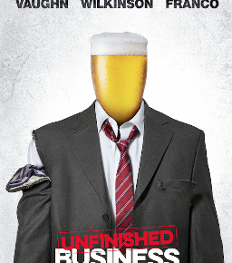 unfinished business - vince vaughn