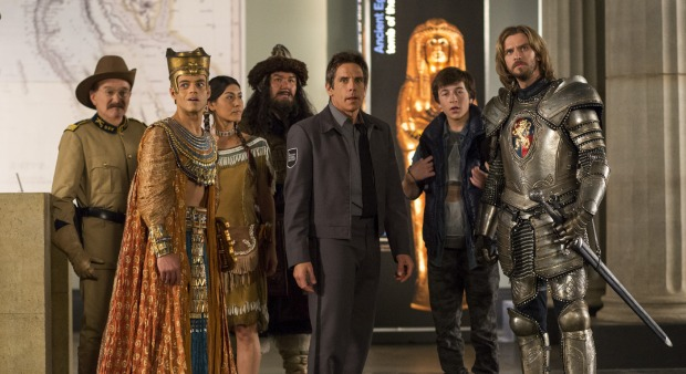 Film Review – Night at the Museum: Secret of the Tomb (2014)