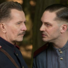 (L-R) GARY OLDMAN and TOM HARDY star in CHILD 44