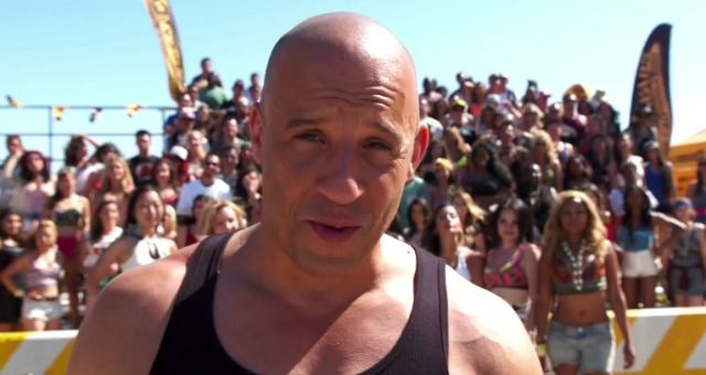 Vin Diesel Comes 'Home' In New 'Race Wars' Fast&Furious 7