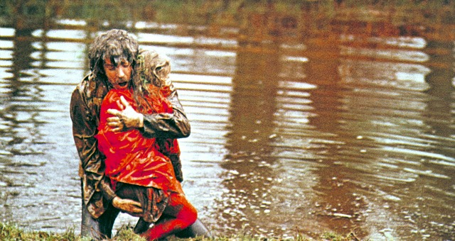 nicholas roegs dont look now essay A masterpiece from nicolas roeg, don't look now, adapted from a story by daphne du maurier, is a brilliantly disturbing tale of the supernatural.