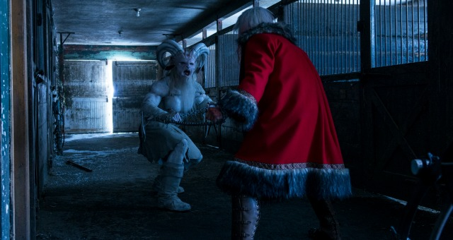 Win A Christmas Horror Story on DVD