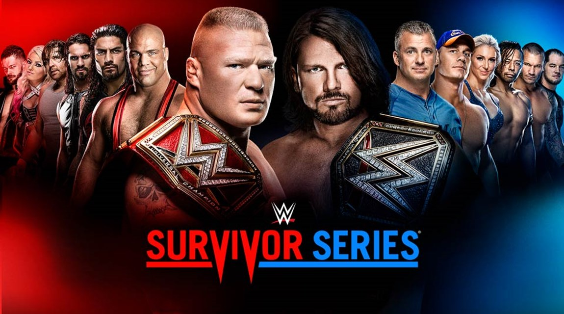 Wwe Survivor Series 2017 Preview The People S Movies