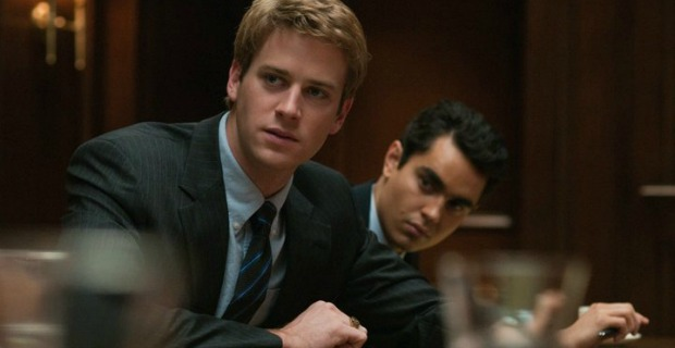 Armie Hammer- You Might Have Seen Him in…