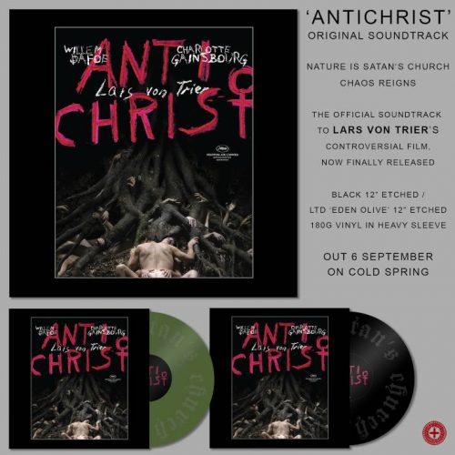 Lars Von Trier S Controversial Film Antichrist Soundtrack Getting Vinyl Release