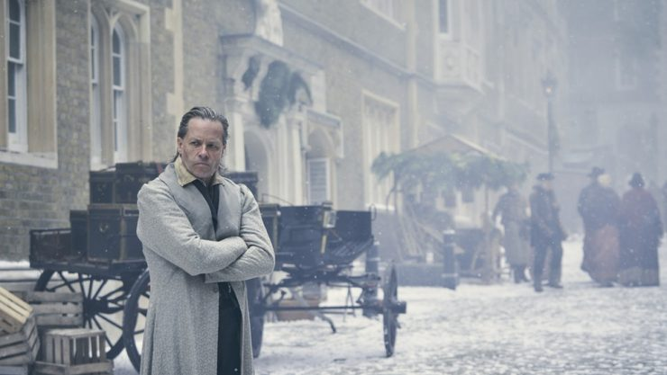 TV Review - A Christmas Carol (2019) - The People's Movies