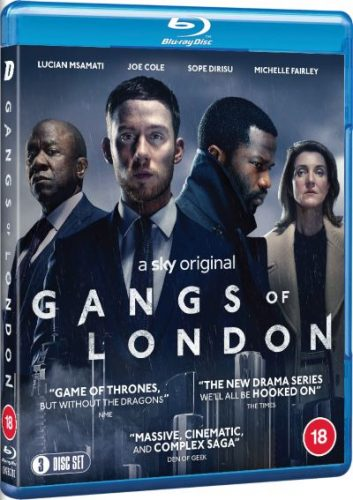 The Gangs Of London Getting July Uk Home Release
