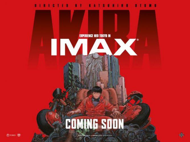 Neo Tokyo About To Explode As Akira Returning To Uk Cinemas In 4k